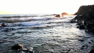 Levé de soleil Criques de Porteils, Argelès Sur Mer
