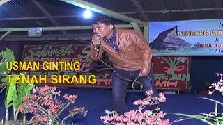 ( LIVE ) USMAN GINTING - TENAH SIRANG