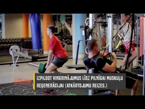 Mans Zone @ Atletika fitness (LV)