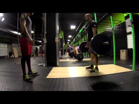 Reebok CrossFit 5th Ave NYC
