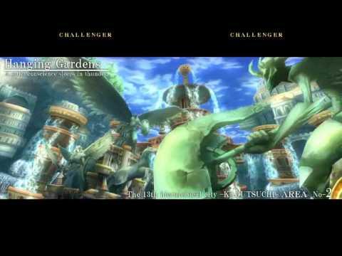 Blaz Blue Continuum Shift Noel vs Tsubaki Intro