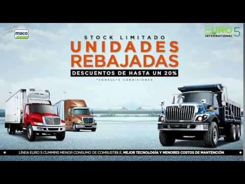 Camiones International junio 2017