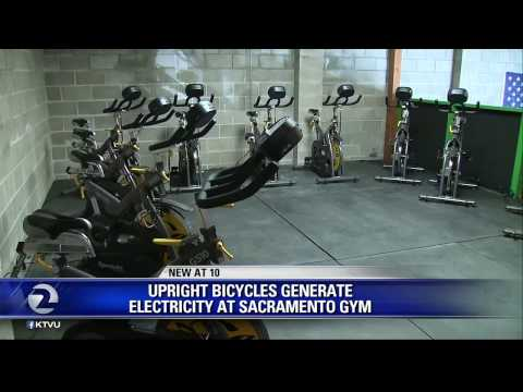 Sacramento Eco Fitness Grand Opening