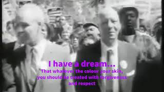 I have a dream - our own version