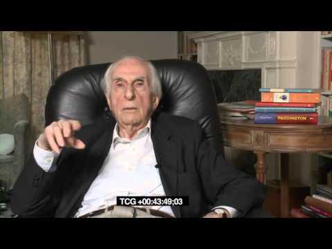 :  with Michael Bond about Paddington