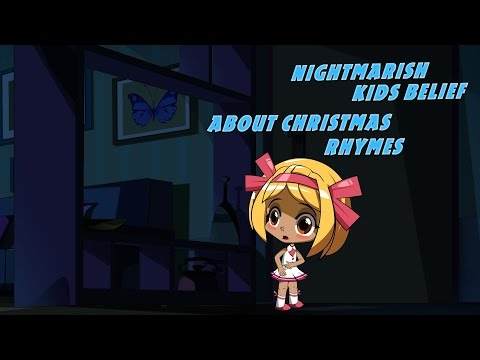 Masha's Spooky Stories - Nightmarish kids belief about Christmas rhymes! (Trailer)