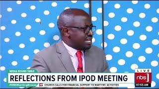 """IPOD #NBSUpdates #NBSMediaRoundTable """"For more of these videos, fol..."""