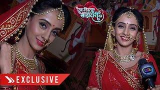 Nikita's Gorgeous Bridal Look In Ek Rishta Saajhedari Ka | एक रिश्ता साझेदारी का