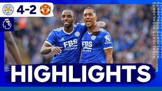 Foxes Hit Four Past United | Leicester City 4 Manchester United 2 screenshot 3