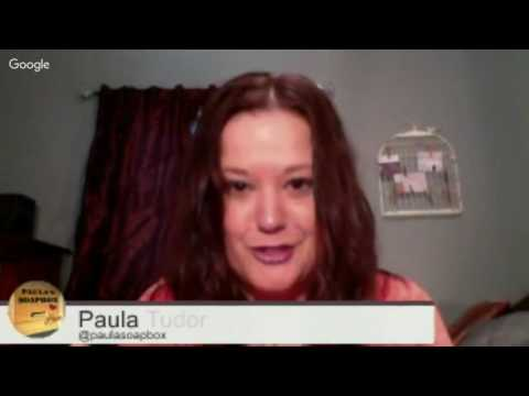 Paula's Soapbox LIVE: Kate Hackett Interview