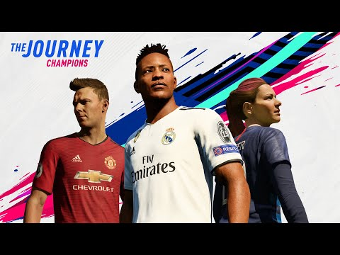 FIFA 19   The Journey: Champions   Official Story Trailer ft. Hunter, Neymar, de Bruyne, Dybala