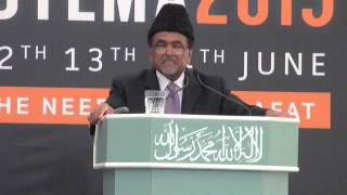 MKA UK Ijtema 2015: Highlights of Opening Session and Amir Sahib Speech