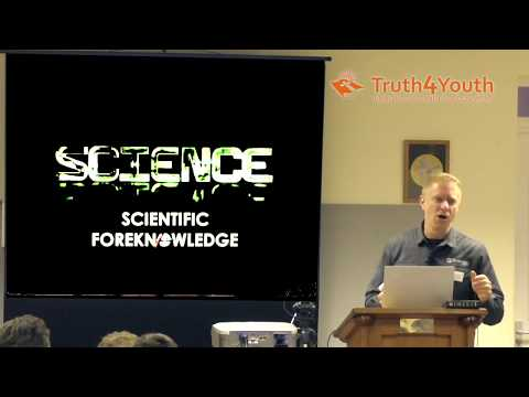Scientific Evidence for the Inspiration of the Bible - Jay Seegert