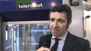 Made In Italy @ Plast 2012 - David Corsini - Telerobot