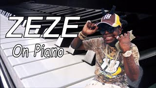 Kodak Black Zeze Piano Tutorial Wiki - Woxy