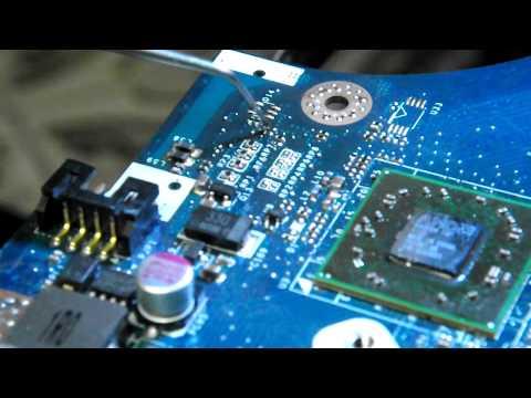 LA 5911P переделка на встроенное видео