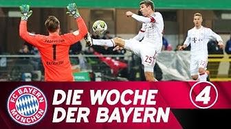 Die Woche der Bayern: Pokal-Hürde Paderborn genommen & Kimmichs 23ter! | Ausgabe 4