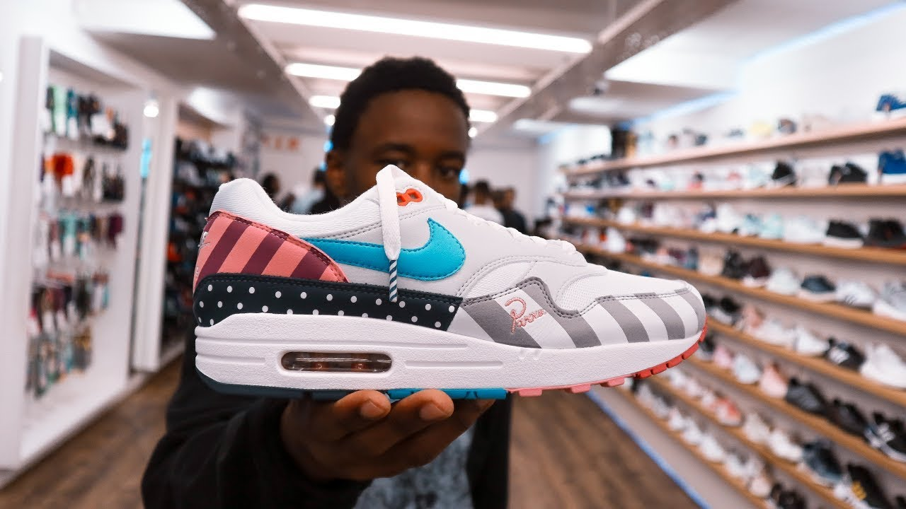 Nike x Parra Air Max 1 & More Best Products to Drop This Week