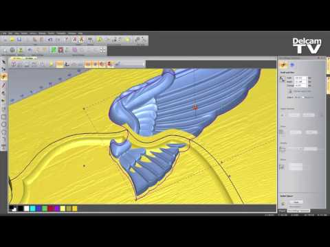 Working With Relief Clipart In ArtCAM Express 2015 R2