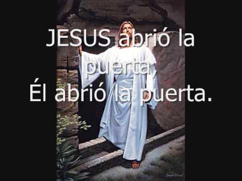Danny Berrios Jesus abrio la puerta KARAOKE