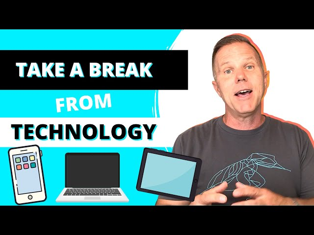 Episode 18 | Take A Break From Technology | Leadership in a Nutshell Podcast
