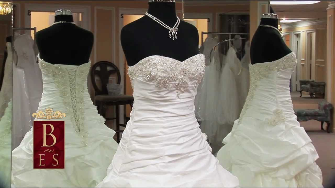 Houston Wedding Dresses: Bridal Depot - YouTube
