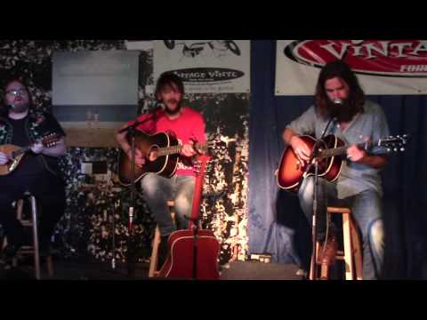 Band of Horses Live at Vintage Vinyl 6/7/16