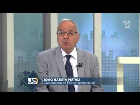 João Batista Natali / A crise na...