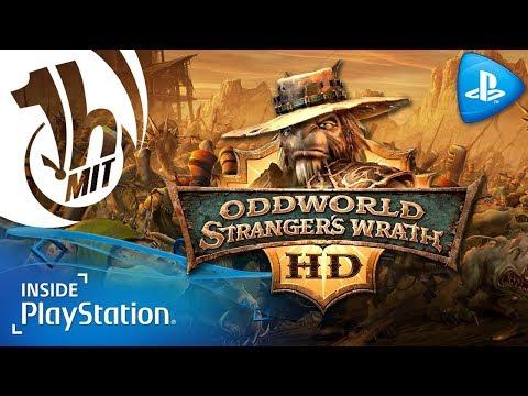 Oddworld: Stranger's Wrath HD | 1 Stunde mit - PS Now Gameplay auf PS4