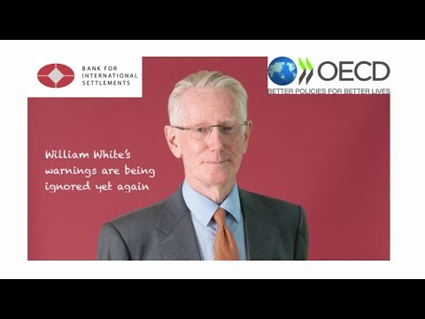 William White 9/11/2017 Bloomberg News (former BIS head of research)