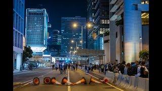 香港新闻11月20日,中共可能在香港实施戒严和宵禁!习近平强硬表态!