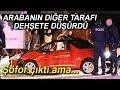 İstanbulda Otomobil Tir'ın Altına Girdi: 1 Ölü, 2 Yaralı