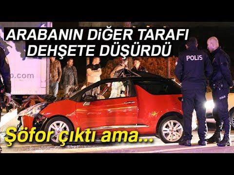 İstanbul'da Otomobil TIR'ın Altına Girdi: 1 Ölü, 2 Yaralı