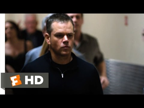 Jason Bourne - Assassination Attempt Scene (7/10) | Movieclips