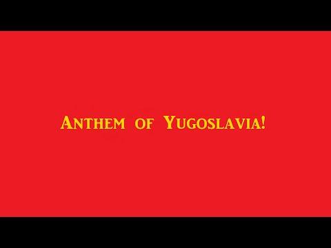 Anthem of Yugoslavia (Instrumental)