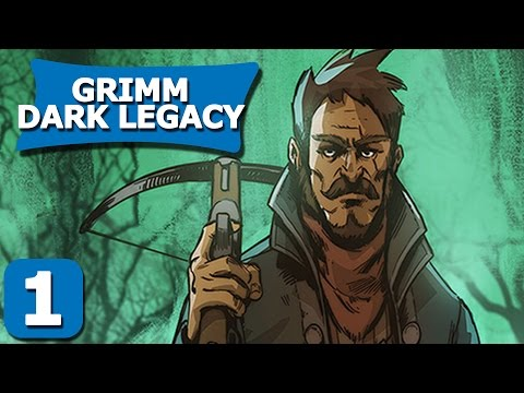 Grimm Dark Legacy Part 1 - Journey Begins - Grimm Dark Legacy Steam PC Gameplay Review