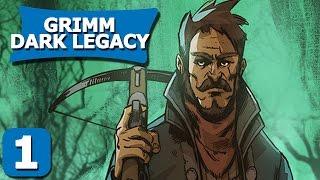 Grimm Dark Legacy Part 1 - Journey Begins - Grimm Dark Legacy Steam PC Gameplay Review