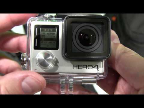 GoPro HERO4 Memory Card Format Tutorial
