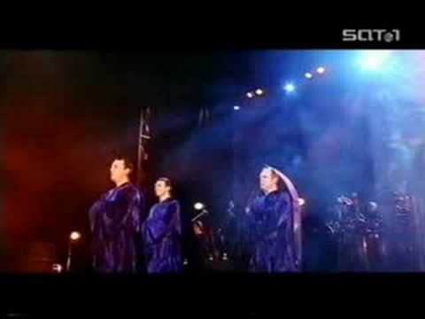 Gregorian - With Or Without You Live in Prague (U2)