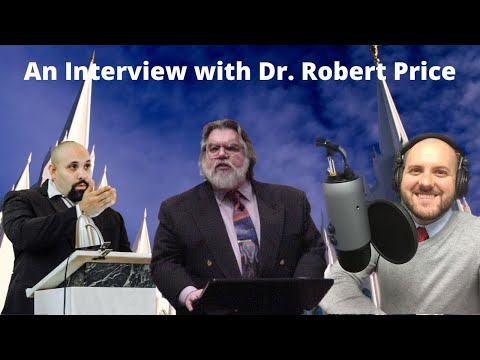 Dr. Robert Price on His Book Holy Fable Volume IV