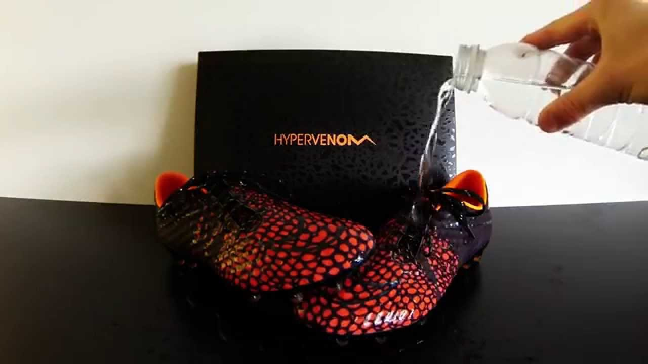 Nike Hypervenom Phantom Transform Color Change Youtube