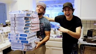 Download HOW TO GET 13 PIZZAS FOR FREE!! Mp3 and Videos