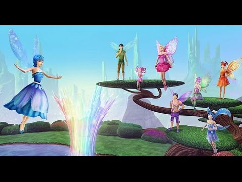 Barbie Le Dessin Animé Complet En Francais ◉◉ Barbie: Magie de L'arc en ciel - 2007