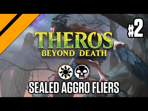 MTGA - Theros Beyond Death Release - Sealed - Orzhov Aggro Fliers P2