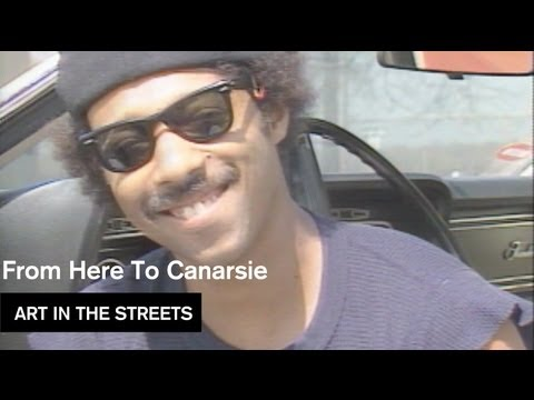 From Here To Canarsie - Classic Street Art - Art in the Stre