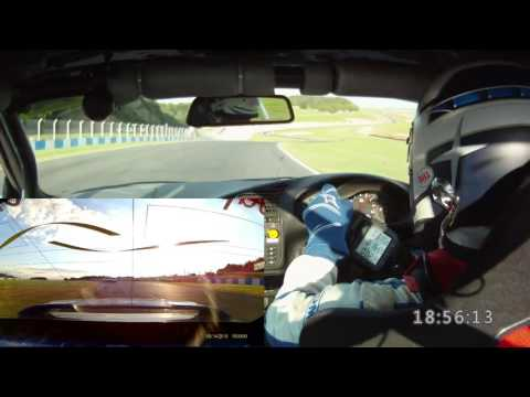 2016 TDC Round 5 Donington Park Race