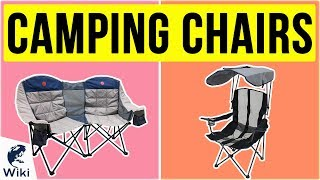 10 Best Camping Chairs 2020