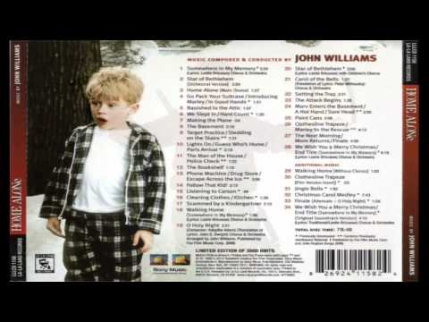 Home Alone - Complete Score - John Williams