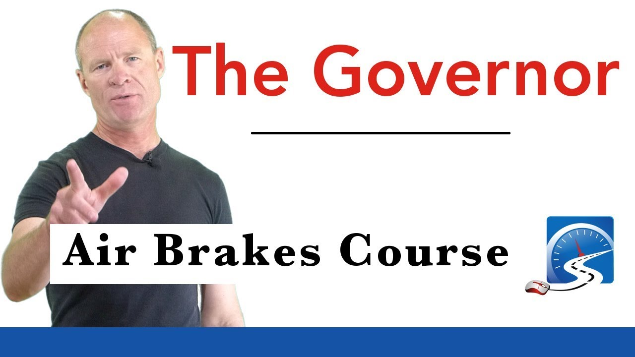 How to Test The Governor for Air Brakes Course | Air Brakes Smart