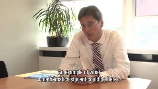 Master Applied Mathematics - Talking with Jasper Daams